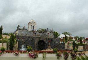 Mausoleo masónico en la Villa de La Orotava