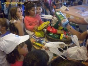 usuar@s bibliosolidari@s en la Biblioteca Pública Municipal de Arafo