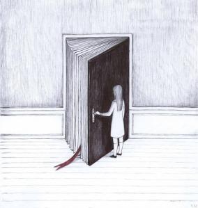 Abre la puerta a la lectura il. Virginia Mori